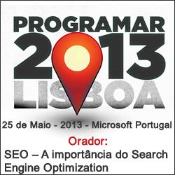 Evento Programar 2013